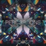 Live at Perceptions 12-01-2019