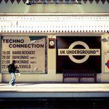 Darksnake exclusive mix Techno Connection UK Underground fm part 1 15/06/2018