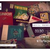 Covil Sessions Ep28 by 3I30 (live at damas) & Covil Old School Low Tempo Rave Alcântara Vinyl mix