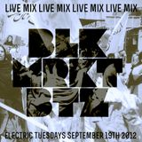 BLK.MRKT.BTZ - Live @ Elec*Tric Tuesdays 9-19-12 [Full Mix] [MultiGenre]
