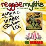 Interview with Bunny Striker Lee on Reggaemylitis Show, Vibes FM, 12th October 2014