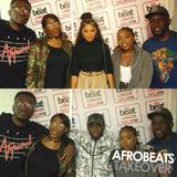 #AfrobeatsTakeover: @selectamaestro @dboyCityLove 08.10.2016 9-11pm