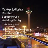 Scouse House - Flynn-King Wedding - Pt.3. - The Shankly Hotel Rooftop Liverpool