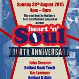 Heart and Soul Belfast - Saturday Night Soul