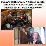 Bellingham Art Beat - February 15, 2016 - Show 100: Copacetics