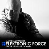 Elektronic Force Podcast 146 with Stefano Noferini