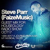 Steve Parr Guest Mix - Houseology Show Oct17