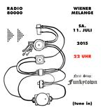 Wiener Melange Nr. 11 - Next Stop Funkytown