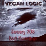VEGAN LOGIC - JANUARY 2018 BEST RECORDINGS SELECTION - 31.01.2018