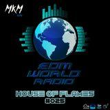 "Podcast #025 ""House Of Flames"" EDM WORLD RADIO"