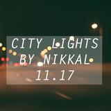 CITY LIGHTS 11.17 by NIKKAL-NIKOS KALOUDIS