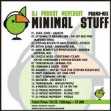 2006.12 DJ Prokat Mopedoff - Minimal Stuff promo-mix