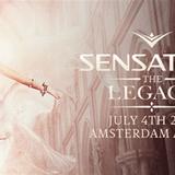Laidback Luke - Live @ Sensation Amsterdam 2015, The Legacy - 04.07.2015