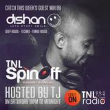 Spinoff Guest Mix 10 - DJ Dishan
