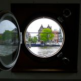Hali on the Amsterdam Pax Partyboat - June 28, 2014