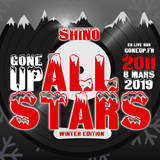 Gone Up All-Stars #Winter2019 - Shino #RapFrancais