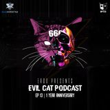 Evil Cat Podcast Ep13 | 1 Year Anniversary @ RHR.FM 20.05.19