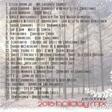 Traditional Holiday Mix 2016 by Forensic