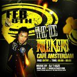 WarmUp Set @ Café Amsterdam on 8 Feb 2014