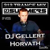 212 Trance Mix Ep 205 (Gellert Horvath Guestmix)