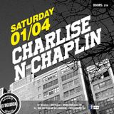 Le Belgica Brussels - Charlise N Chaplin (01.April.2017)