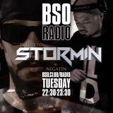 #BS0radio 20180411 - R.I.P Stormin Tribute Mix & Talk by NEGATIN