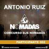 I CONCURSO DJS NOMADAS - ANTONIO RUIZ