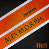 Weekly Tribute #007: Alex M.O.R.P.H.