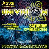 Elemental - Univision Promo (March 2014)