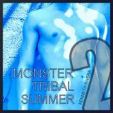 MONSTER TRIBAL SUMMER 2 / MIXED SET BY DJ KENNETH RIVERA