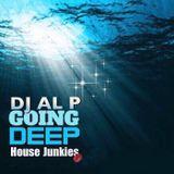 HJ.TV Live  - DJ AL P- Going Deep #8