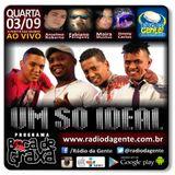 Grupo Um Só Ideal - Programa Boca de Graxa - Ao Vivo - Rádio da Gente - www.radiodagente.com.br