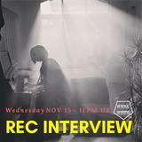 @DovileLee  - @RadioKC - Skype Interview NOV 2017