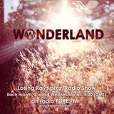 Losing Rays@Wonderland Radioshow #47 (8 May 2013)Pure FM