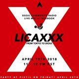 SCR Guest: Licaxxx (April 19, 2018)
