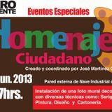 la salada realidad programa transmitido el día 20 de junio 2013 Homenaje Ciudadano