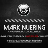 Mark Nuering - BANG LE' DEX // CUEBASE-FM June 2018