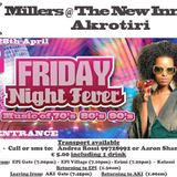 FRIDAY NIGHT FEVER - LIVE @ MILLERS part two