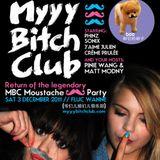 Myyy Bitch Club Moustache Party (Electro Pop Mix)