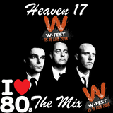 A Special Heaven 17 Mix for W Festival (63 Min) By JL Marchal (Synthpop 80 : www.synthpop80.com)