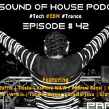 Parax- The Sound Of House Podcast Episode # 42