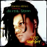 Da Real Storm on the Francine Chin Show 1095 JAMZ 10.09.15