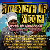 Strength Up Riddim (reality shok 2015) Mixed By MELLOJAH FANATIC OF RIDDIM