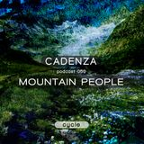 Cadenza Podcast 050 (Cycle) - Mountain People