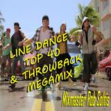 Line Dance, Top 40 & Throwback Megamix - Mixmaster Rob Soltis