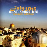 COLUMBUS BEST OF JULY 2015 MIX- ISRAELI EDITION