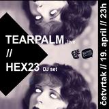 Hexagram 23 @Klub Feedback, 19. 4. 18. // Niš