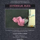 MAG DOCUMENTAIRE LAURENT BREMOND EXTERIEUR, RUES