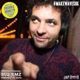 Blu Jemz LIVE FROM #makeWAVESbk at Freehold Brooklyn on February 13, 2016 II
