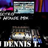 DJ Dennis T. - Hard Electro and House MIX (Jan. 2012)